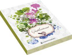 Shakespeares Gärten Grußkartenset