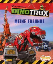 Dreamworks Dinotrux: Meine Freunde