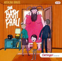 Die Bartfrau (Audio-CD)