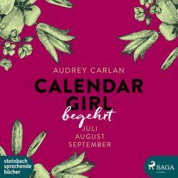Calendar Girl - Begehrt (Audio-CD)