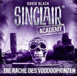 Sinclair Academy - Folge 11 (Audio-CD)