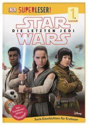 SUPERLESER! Star Wars™ Die letzten Jedi