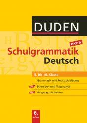 Duden Schulgrammatik extra - 5.-10. Schuljahr