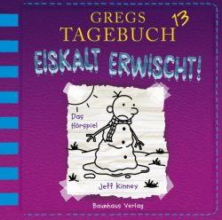 Gregs Tagebuch 13 - Eiskalt erwischt! (Audio-CD)