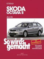 Skoda Octavia II von 6/04 bis 1/13