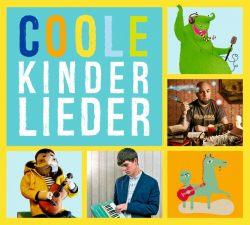 Coole Kinderlieder (CD) (Audio-CD)