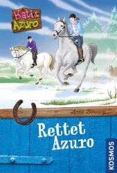 Kati und Azuro, 1, rettet Azuro