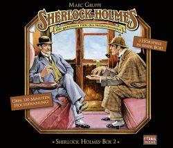 Sherlock Holmes Box 2 (Audio-CD)