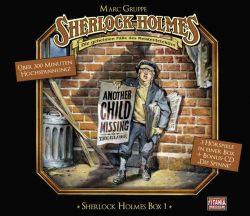 Sherlock Holmes Box 1 (Audio-CD)