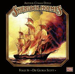Sherlock Holmes - Folge 26 (Audio-CD)