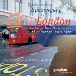 Spaziergang durch London (Audio-CD)