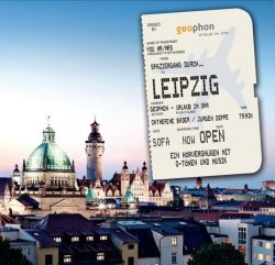 Spaziergang durch Leipzig (Audio-CD)
