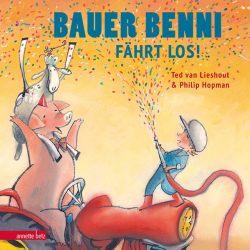 Bauer Benni fährt los