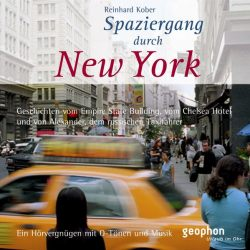 Spaziergang durch New York (Audio-CD)