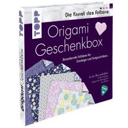 Origami Geschenkbox