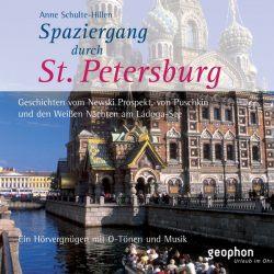 Spaziergang durch Sankt Petersburg (Audio-CD)