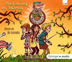 Club der Heldinnen. Entführung im Internat (4 CD) (Audio-CD)