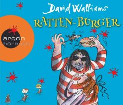 Ratten-Burger (Audio-CD)