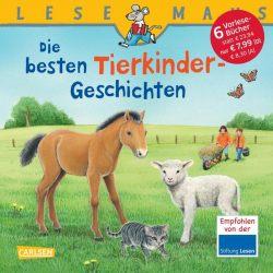 LESEMAUS Sonderbände: Die besten Tierkinder-Geschichten