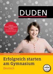 Erfolgreich starten am Gymnasium – Deutsch