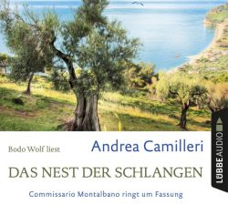 Das Nest der Schlangen (Audio-CD)