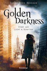 Golden Darkness. Stadt aus Licht & Schatten