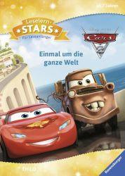 Leselernstars Disney Cars 2: Einmal um die ganze Welt