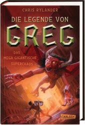 Die Legende von Greg 2: Das mega-gigantische Superchaos