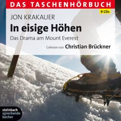 In eisige Höhen - Das Drama am Mount Everest (Audio-CD)