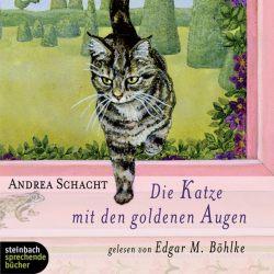 Die Katze mit den goldenen Augen (Audio-CD)