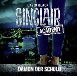 Sinclair Academy - Folge 08 (Audio-CD)