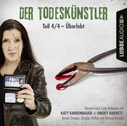 Der Todeskünstler - Teil 4/4 (Audio-CD)