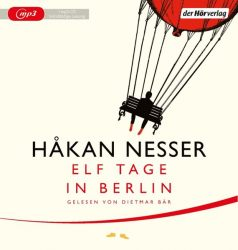 Elf Tage in Berlin (Audio-CD)