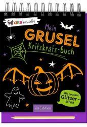 Mein Grusel-Kritzkratz-Buch