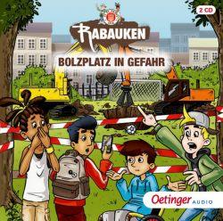 FC St. Pauli Rabauken (Audio-CD)