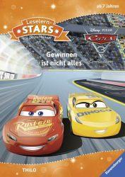 Leselernstars Disney Cars 3: Gewinnen ist nicht alles