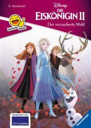 Erstleser - leichter lesen: Disney Die Eiskönigin 2: Der verzauberte Wald