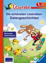 Die schönsten Leseraben-Ostergeschichten - Leserabe 1. Klasse - Erstlesebuch für Kinder ab 6 Jahren
