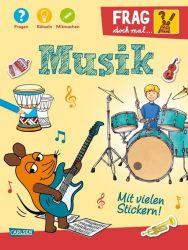 Frag doch mal ... die Maus!: Musik