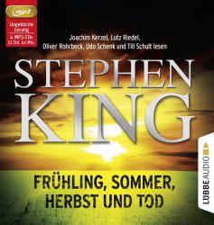 Frühling, Sommer, Herbst und Tod (Audio-CD)