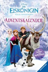 Disney Die Eiskönigin: Adventskalender