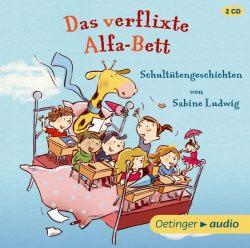 Das verflixte Alfa-Bett (Audio-CD)